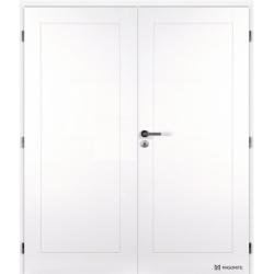 Dvojkrídlové dvere MASONITE - TAMPA Plné