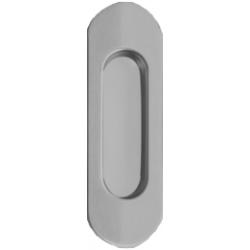 Príplatok - Mušľa na posuvné dvere oválna - Bez otvoru