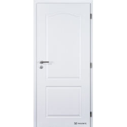 Jednokrídlové dvere Masonite - CLAUDIUS Biele