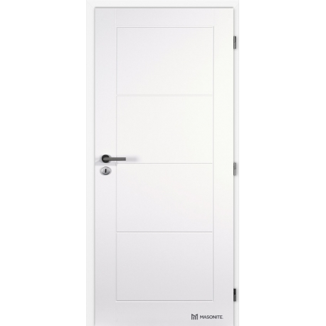 Jednokrídlové dvere Masonite - DAKOTA Plné