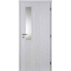 Jednokrídlové polypropylénové dvere Masonite - Vertikus - Jasan