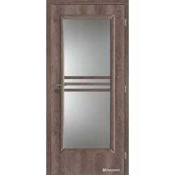 Jednokrídlové laminátové dvere Masonite - Panorama - CPL Nebrasca
