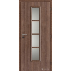 Jednokrídlové laminátové dvere Axis