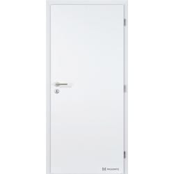 Jednokrídlové biele dvere Masonite - Plné - RAL 9003