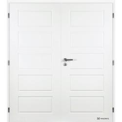Dvojkrídlové dvere MASONITE - OREGON Plné